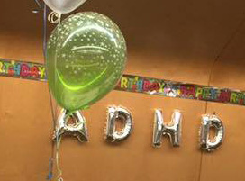 ADDults with ADHD Celebration